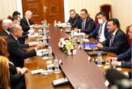 Bulgarian President Radev Holds Meeting with N.Macedonian PM Zaev