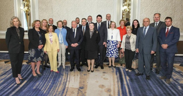 Bulgaria: Caretaker Foreign Minister Discussed Bulgaria's Priority Matters with EU Ambassadors