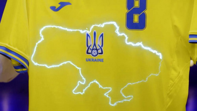 Bulgaria: Russia Complains to Uefa over Ukraine's Euro 2020 Jersey with Crimea on It