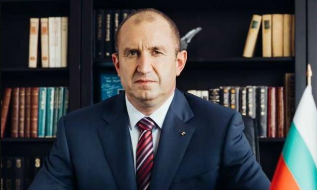 Bulgaria: President Radev Held Video Call with President of EU Parliament Sassoli