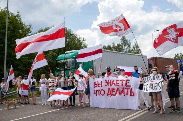 "Bulgaria: President Biden Plans Tough Sanctions against Belarus, ""North Korea of Europe"""
