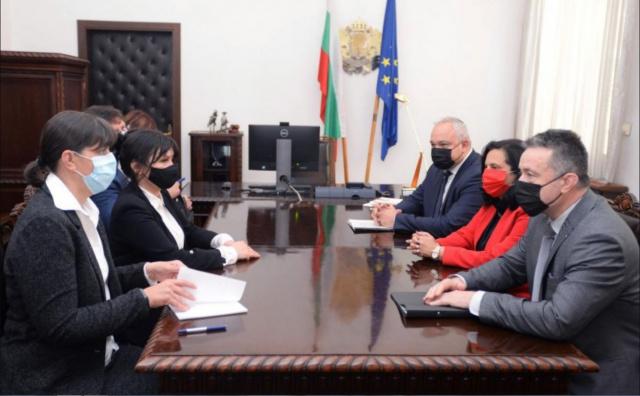 Bulgaria: Caretaker Justice Minister Stoilov Met Laura Kövesi to Discuss Bulgarian Specialised Courts