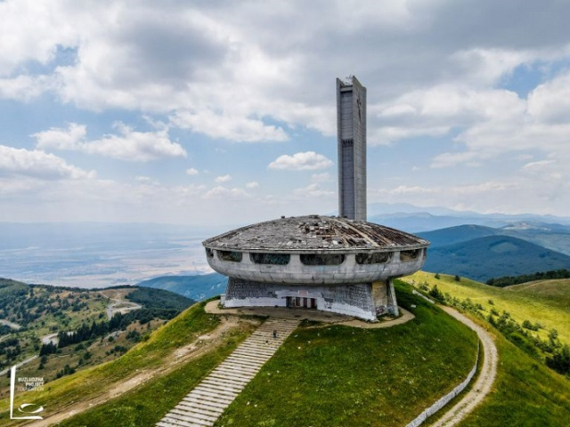 Bulgaria: Never Forget Your Past! New Life for Buzludzha Monument - Bulgaria