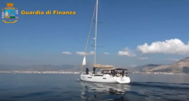 Bulgaria: Italian Guardia di Finanza Seize 6 Tonnes of Hashish on US Flagged Yacht with 3 Bulgarians on Board