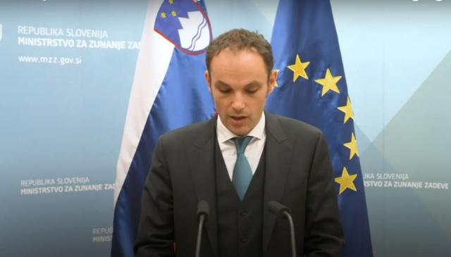 "Bulgaria: Slovenian FM Sides with Skopje against Bulgaria, Requesting EU ""action"" for Western Balkans Enlargement"
