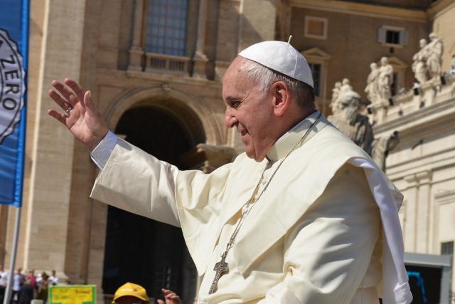 Bulgaria: Pope Objects New Italian Homophobic Law