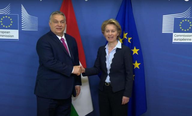 Bulgaria: Hungary's LGBTQ Law Slammed by EC Boss Von Der Leyen, ahead of EU Summit