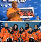 US Embassy Asked Boyko Borissov about Collage with Perished US Astronauts