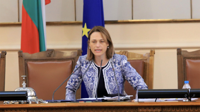 Bulgaria: Iva Miteva from ITN Еlected National Assembly President Оnce Мore