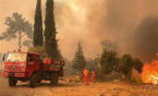Turkey Tormented by Raging Wildfires