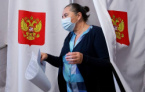 Russians Head to Polls amid Low Appoval for Putin's United Russia, App of Alexei Navalny Removed