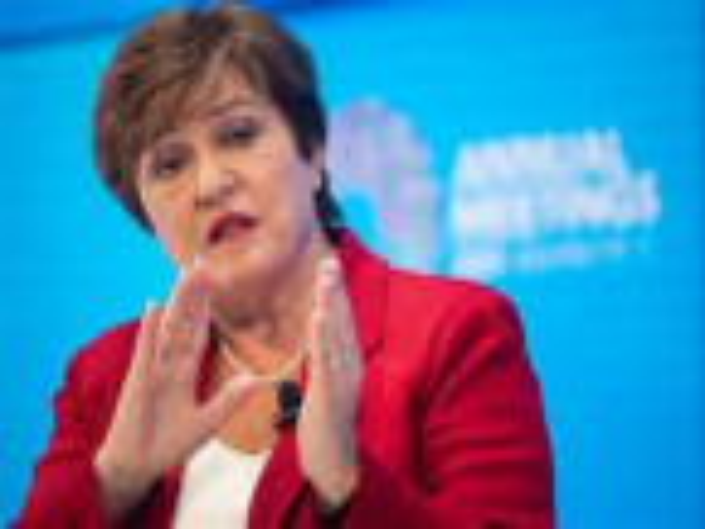 The Economist Demands Resignaion of Kristalina Georgieva as Head of the IMF