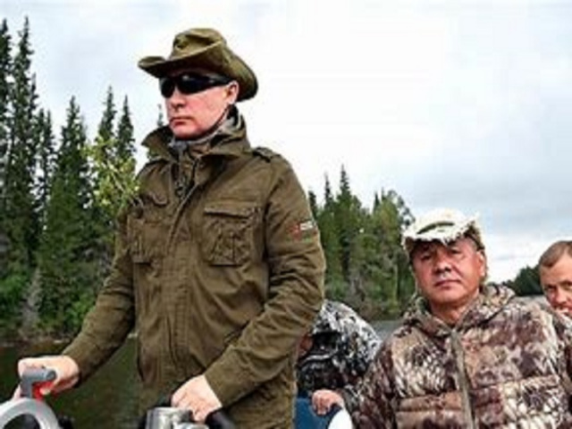 Bulgaria: Putin Choses Siberean Taiga for Vacation