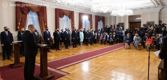 Bulgaria: New Caretaker Government in Bulgaria: PM and Most Ministers Keep their Office