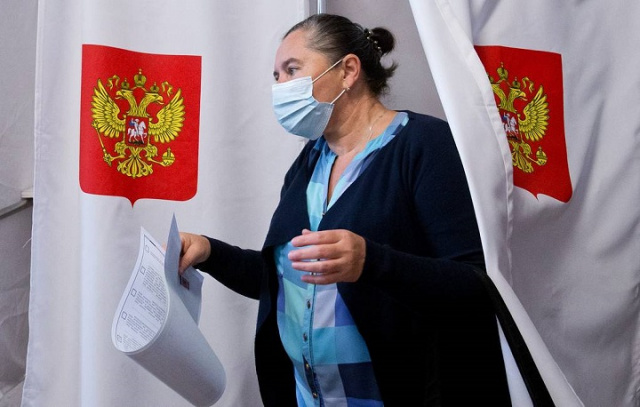 Bulgaria: Russians Head to Polls amid Low Appoval for Putin's United Russia, App of Alexei Navalny Removed
