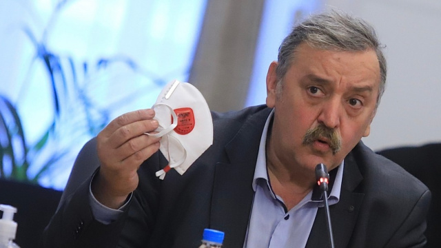Bulgaria: Prof. Kantardzhiev: There is Reason to Doubt the Number of Announced New COVID Cases