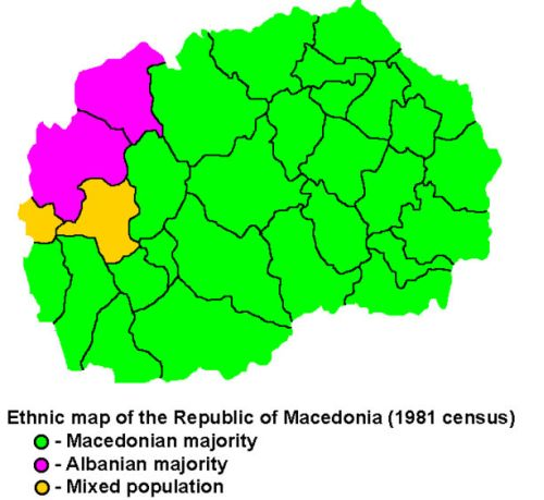 Time for Preemptive Division of Macedonia Novinitecom Sofia