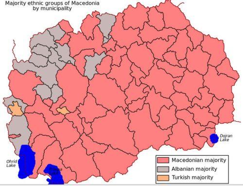 Time for Preemptive Division of Macedonia Novinitecom Sofia