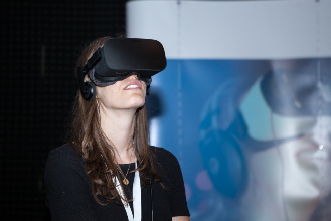 Virtual Reality - The future of European industry at WATIFY: Inspire to Transform